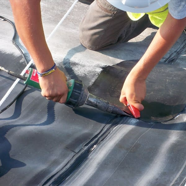 Chemical Fusion Seaming